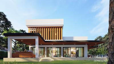 แบบบ้าน2ชั้น เจ้าของอาคาร คุณพิบูลย์ ไชยสรณ์  สถานที่ก่อสร้าง นครหลวงเวียงจันทน์ สาธารณรัฐประชาธิปไตยประชาชนลาว