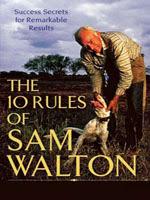 10 quy tắc của Sam Walton - Michael Bergdahl