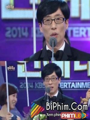 KBS Entertainment Award 2014