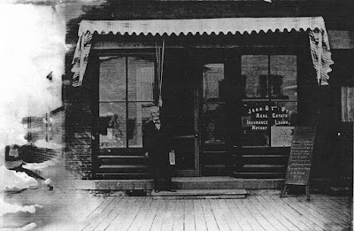 John George Ott Store, 608 Williamson, from the Frank Custer FilesCourtesy of the Wisconsin State Historical SocietyDate: 1890's - 1900's