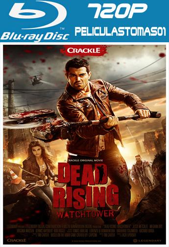 Dead Rising: Watchtower (2015) (BRRip) BDRip m720p