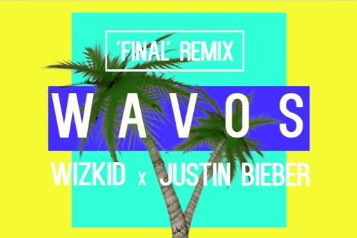 """WAVOS - """"FINAL REMIX"""" (WIZKID x JUSTIN BIEBER)"""
