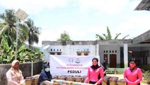 Kapolri Jenderal Listyo Sigit Prabowo Kirim Bantuan Untuk Korban Banjir Hu'u
