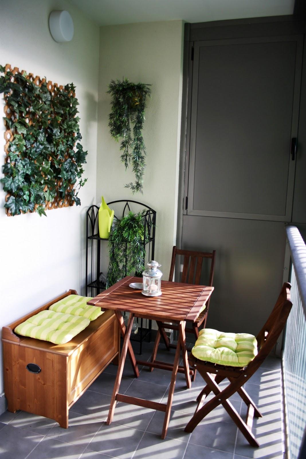 La ventana de gogo deco terrazas - Silla terraza ikea ...