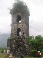カグサワ教会跡