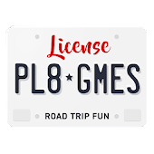 License Plate Games - Road Trip Fun