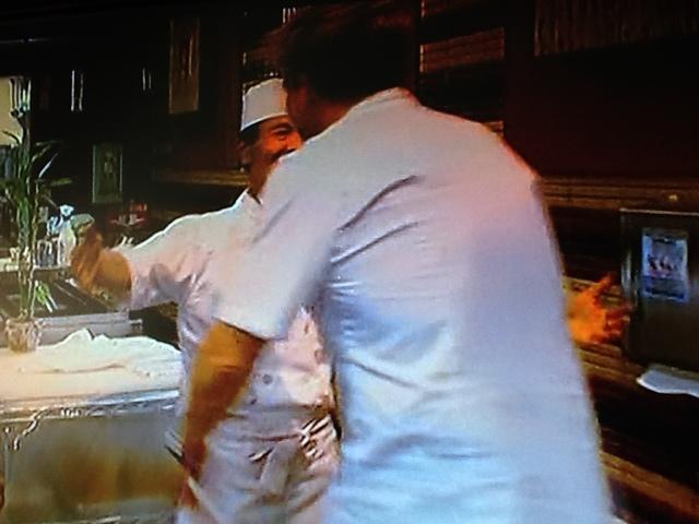 parcerias interétnicas, TV Kitchen Nightmares, Ramsey,  chef Gordon Ramsay, culturas, Sushi Ko, Kitchen Nightmares,