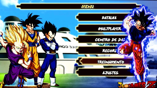 DOWNLOAD!! DRAGON BALL BATTLE OF WARRIORS PARA ANDROID PESA 61 MB