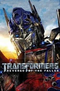 Capa Transformers: A Vingança dos Derrotados Torrent