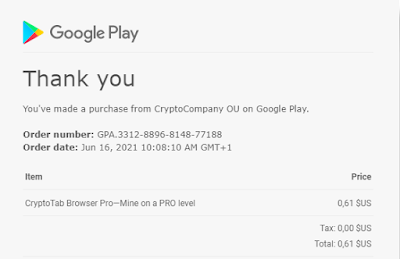 Download CryptoTab Browser Pro—mine on a PRO level APK