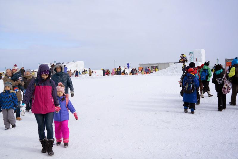 さっぽろ雪まつり つどーむ会場 写真8