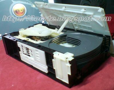 Mecanismo tipo escalera CRS1 Panasonic
