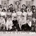 John Ball Sixth Grade 1955