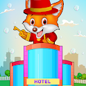 Animal Hotel Manager: Room Cleanup icon