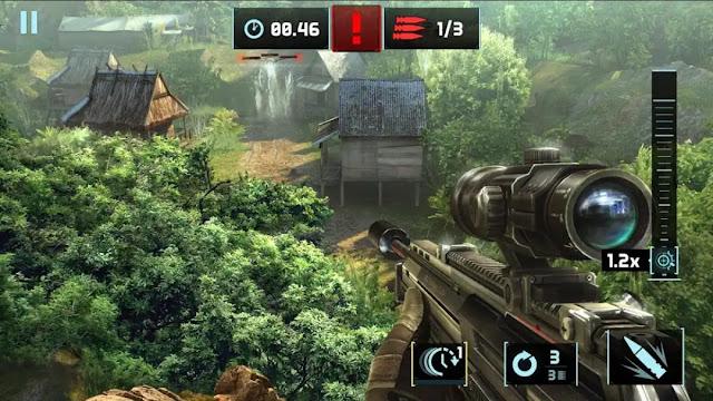 Sniper Fury'ye Güncelleme Geldi