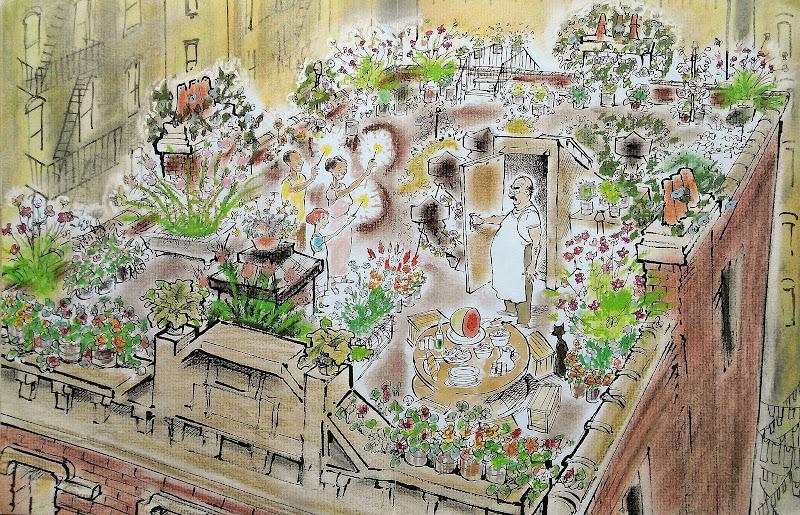 리디아의 정원