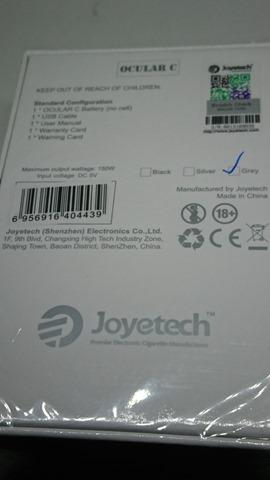 DSC 1520 thumb%25255B2%25255D - 【MOD】「JOYETECH OCULAR CタッチパネルMOD」レビュー。音楽プレイヤー搭載のVAPEデバイス!【デュアルスタック/ガジェット感】