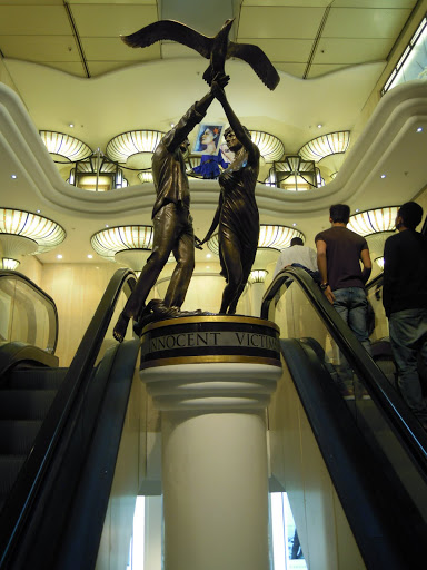 Harrod's - from shopping in London - a study abroad guide