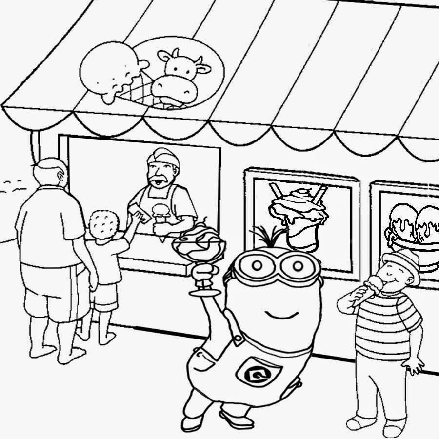 Family Christmas Dinner Colouring Page - One of Many Christmas ... | 900x900