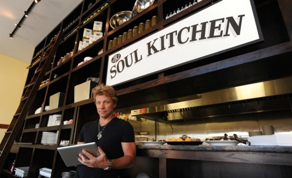 Jon bon jovi Soul-Kitchen