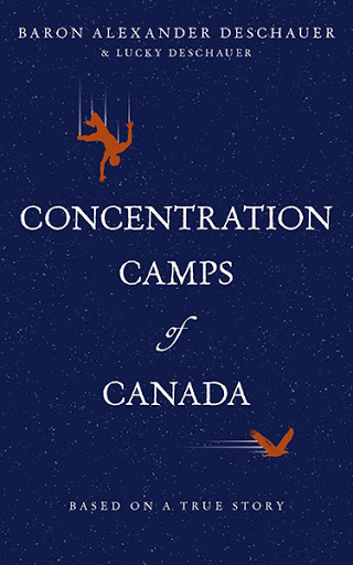 Concentration Camps of Canada cover