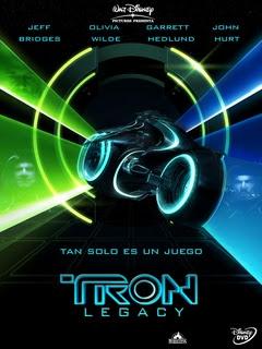 Tron: El Legado – DVDRIP LATINO