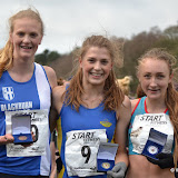 Northern XC WU17 & BU15 races