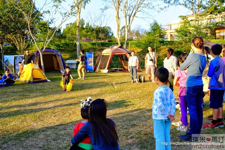 水田露營區