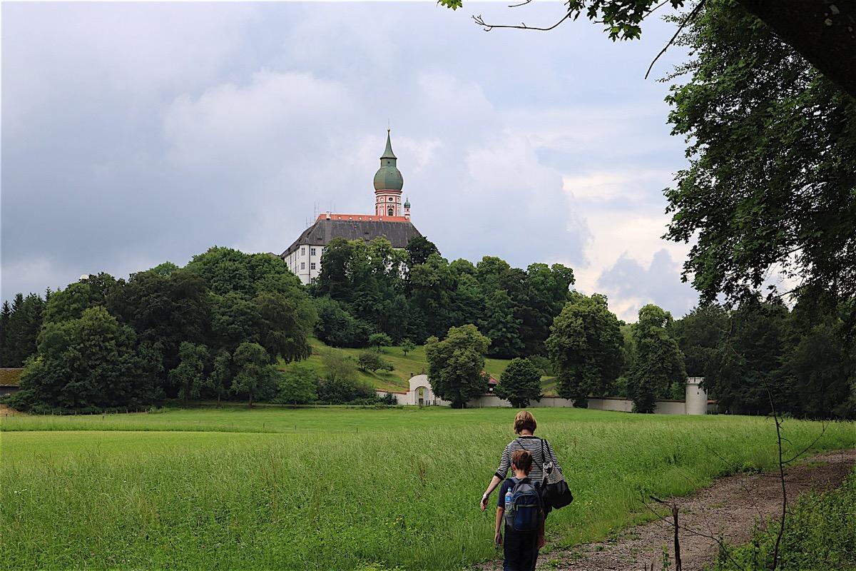 Kloster Andechs 2