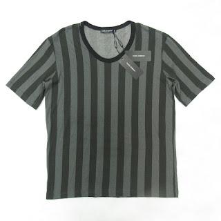 Dolce & Gabbana NEW Stripped T-shirt