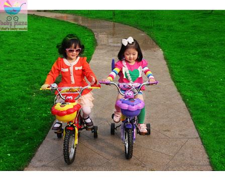Xe đạp trẻ em thái 14 5