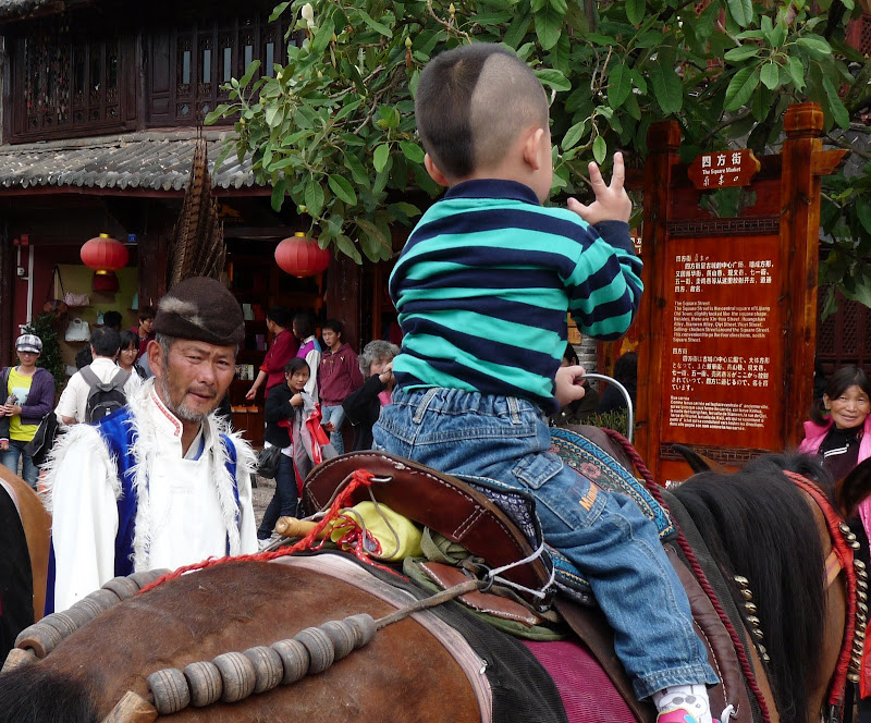 Chine. Yunnan.LIJIANG , Dragon snow mountain,puis lac LUGU - P1230615.JPG