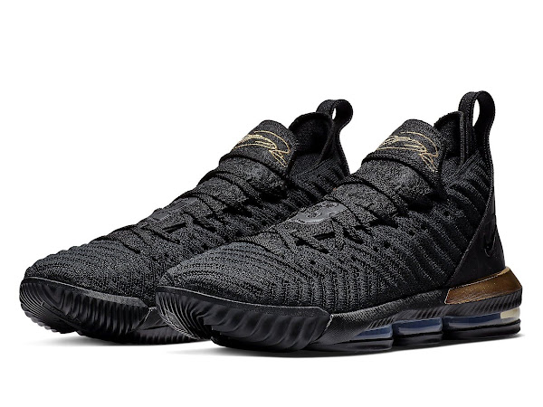 Upcoming Nike LeBron 16 Im King Gets a Release Date