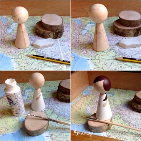 Peg-dolls-madera-pintar-a-mano-handmade-amakuyi