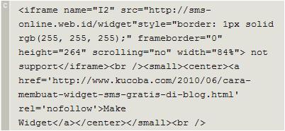 Cara Memodifikasi Tampilan Kode Agar Bergaya Tanpa Javascript