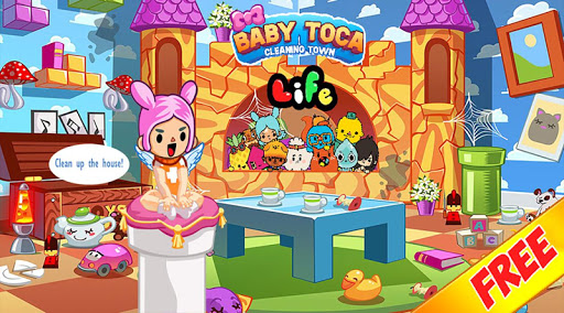 My Baby Town : Toca Dollhouse for Android apk 4