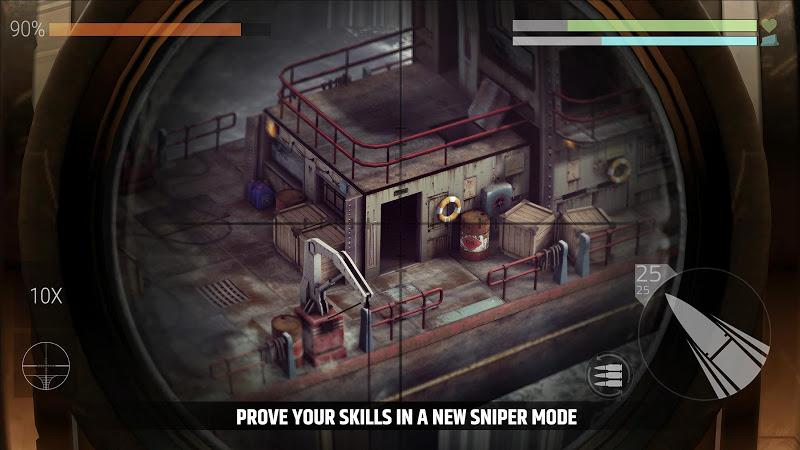 Cover Fire: offline shooting games Screenshot 11