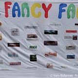 Fancyfair Theo Thijssenschool - Foto's Harry Wolterman