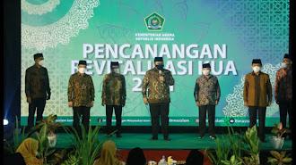 Tingkatkan Layanan Keagamaan, Menag Yaqut Revitalisasi KUA Seluruh Indonesia