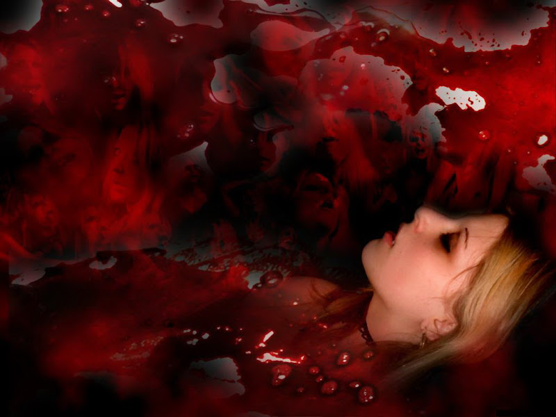 Red Blood, Bloody