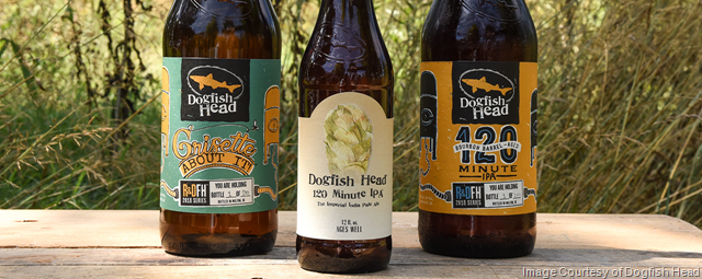 Dogfish Head Announces Labor Of Love Beer Release Weekend (New Grisette About It)