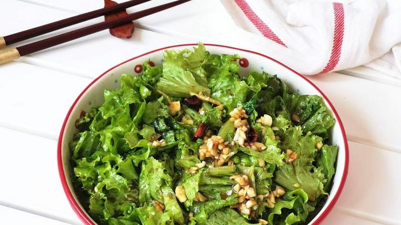 10 Best Lettuce Salad Vegetarian Recipes Yummly