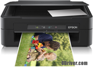 download Epson XP-102 printer's driver