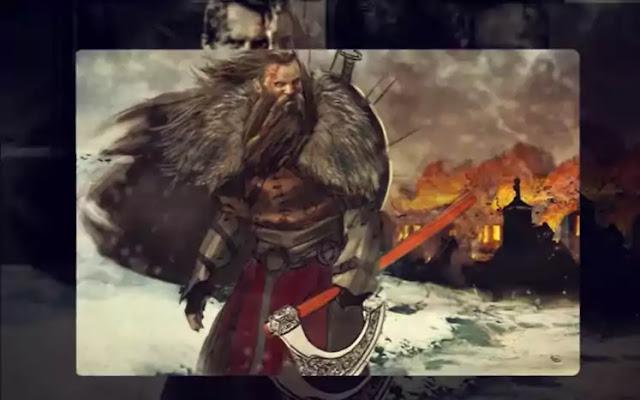 Vikings Wore Reverse Mullets