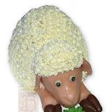 2. kép: Formatorták (lányoknak) - Bárány torta