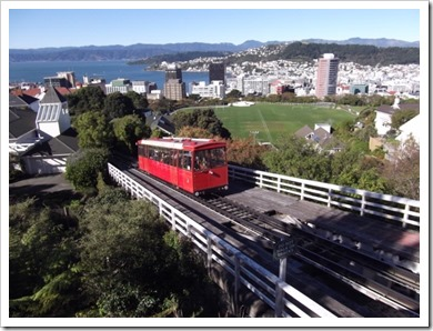 Wellington Cablecar.