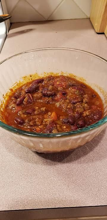 Maga's Instant Pot Chili
