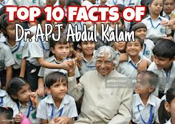 Facts Of Dr. APJ Abdul Kalam