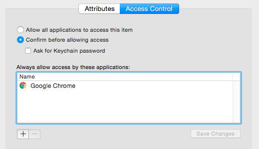 mac cloudd wants to use the login keychain