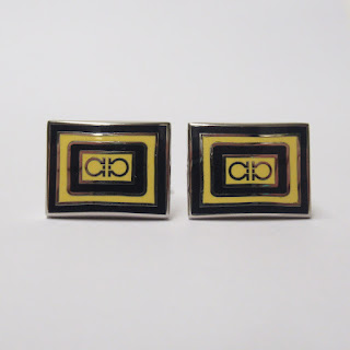 Salvatore Ferragamo MINT Cufflinks